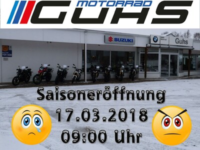 BMW Saisonstart 2018 anzeigen