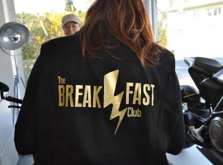 Husqvarna Staffelfahrt Breakfast Club