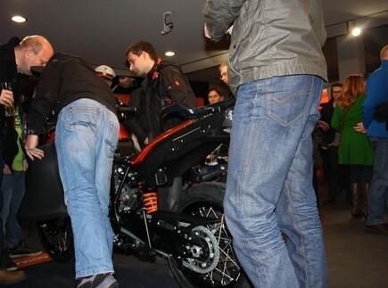 KTM Braumandl 1190 Adventure Präsentation