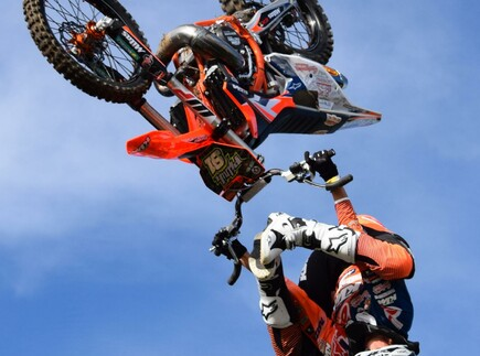 FMX Show Red Bull Ring