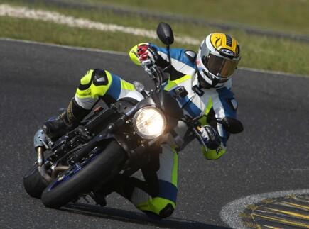 Suzuki SV650 Pannoniaring 2016 - Action, Stunt, Detail