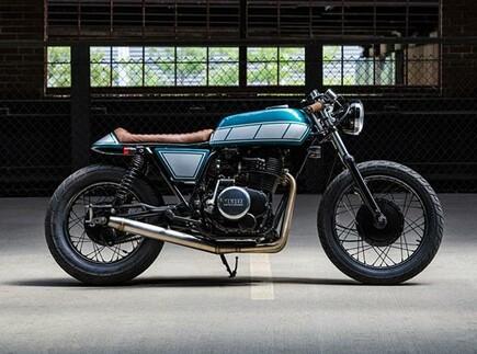 Kawasaki Ern Custom Parts