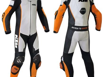 Customize it! Online zur Maßgeschneiderten KTM-Lederkombi von Gimoto
