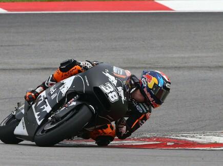 KTM auf dem Weg in die MotoGP