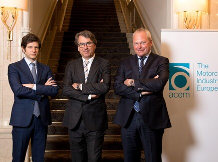 Stefan Pierer zum Präsidenten des Verbands der europäischen Motorradhersteller ernannt