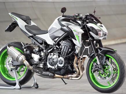 Kawasaki Z900 100% Custom Edition