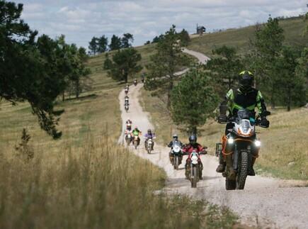 KTM Adventure Rally - Ein Event das echte Abenteuerlust hochleben lässt