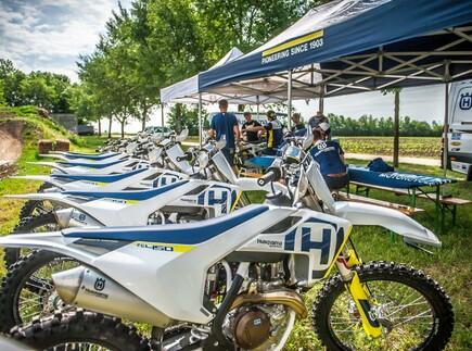 Husqvarna Motocross 2018 Test