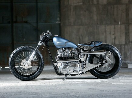 MasterPeace '66 Triumph TR6 von Heiwa Motorcycles