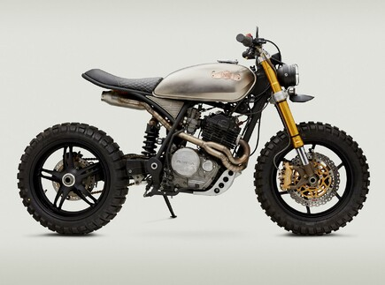 Movember XL Honda XL600R von Classified Moto