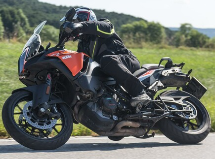 KTM 1290 Super Adventure S - Vaulis Dauertest 2017