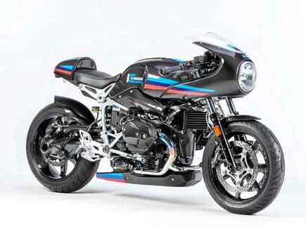High-End-Carbon-Teile von Ilmberger Carbonparts für die BMW R NineT Racer