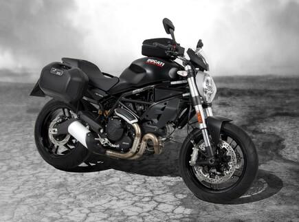 HEPCO & BECKER Zubehör für die neue Ducati Monster 797
