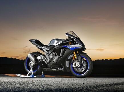 Yamaha R1 und R1M 2018