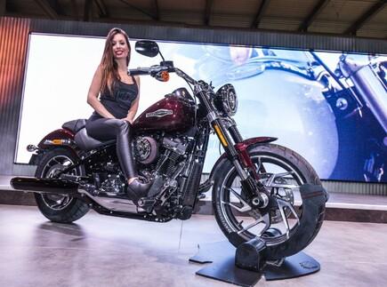 Harley-Davidson Neuheiten 2018 - EICMA 2017