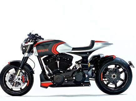 Arch Motorcycles von Keanu Reeves 2018