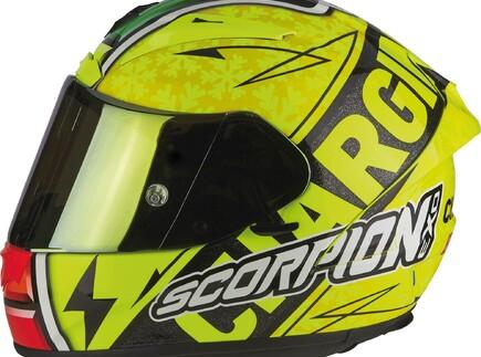 Scorpion Helme 2018 - Alle Designs