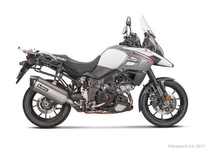 Akrapovic für Suzuki V-Strom 1000 ABS