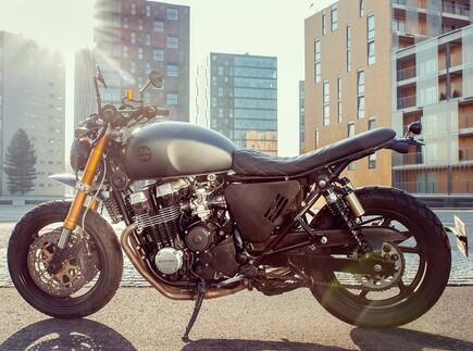Honda CB750  Umbau von Moto Adonis