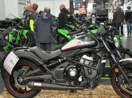Motorradmesse Leipzig – 1. - 4.2.2018