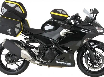 Hepco und Becker Zubehör Kawasaki Ninja 400