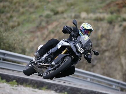 BMW F 850 GS Test 2018