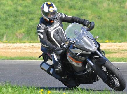 Trackdays 2018 Pannoniaring April - Tag 1 - Grüne Gruppe