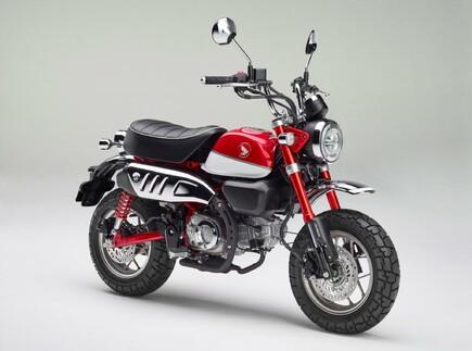 Motorrad Bilder Zum Thema Honda Neuheiten 2018