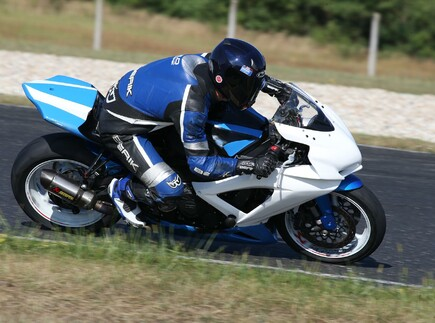 1000PS Bridgestone Trackdays Pannoniaring - August 2018 | Gruppe Blau Tag 1