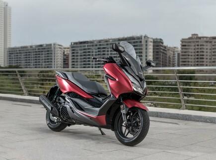 Honda Forza 125 2018