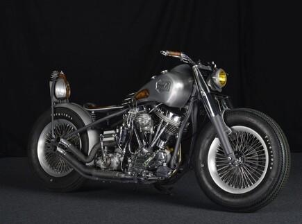 Harley Pan Head 1950