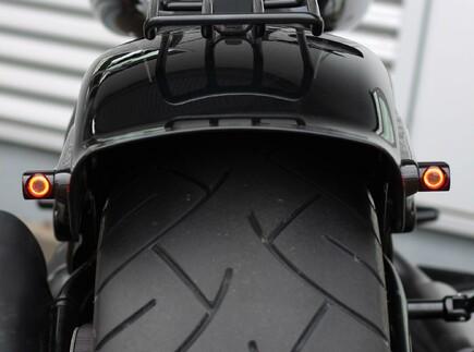 Schöneres Blinken für Indian- und Harley-Modelle