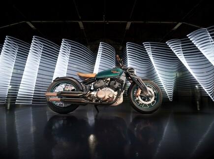 Royal Enfield Concept KX 2019
