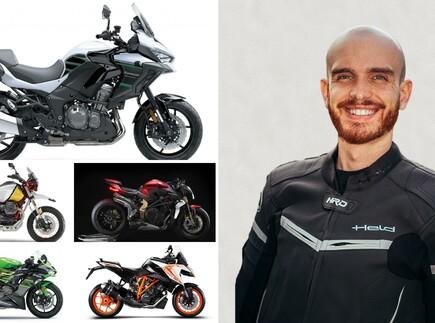Top 5 Motorradneuheiten 2019 von Schaaf