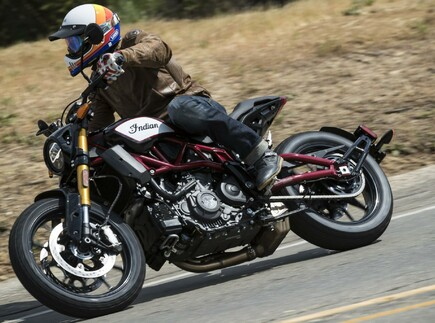 Indian FTR 1200 S 2019 Test in den USA