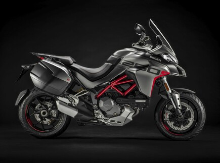Ducati Multistrada 1260S Grand Tour 2020