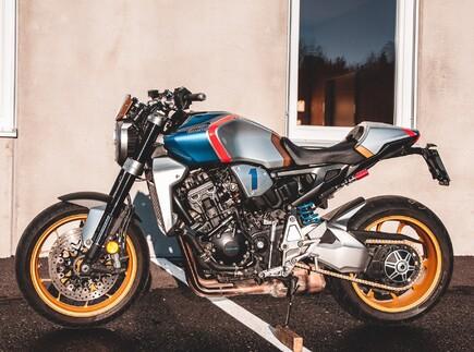 Honda CB1000R - spektakulärer Umbau