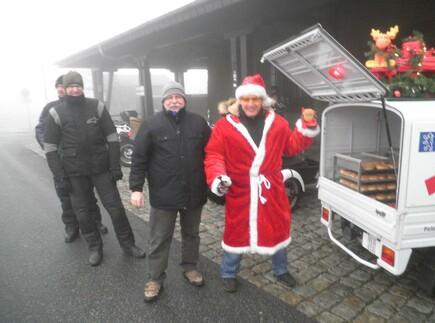 Feldberg Weihnachten 2014