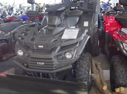 TGB ATV/QUAD Ausstellung
