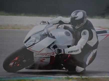 Bridgestone S20 Test in Mugello/Italien