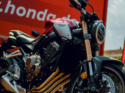 Fotos von motoholix CBR1000RR-R, CBR500R, CB650R