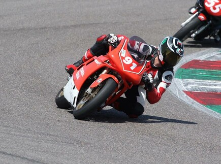 moto trophy am Osterwochenende.