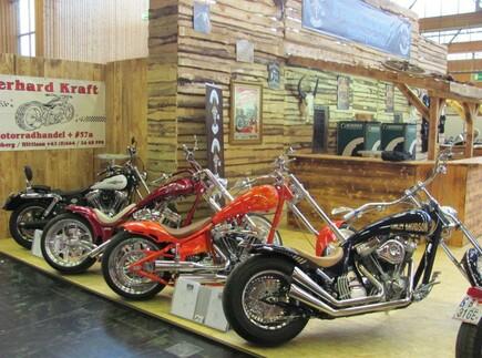 Motorrad Kraft