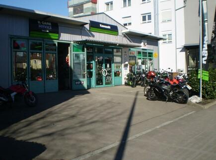 Motorrad Hage Friedrichshafen