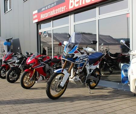 Motorradcenter Benedini Bilder