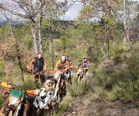 Enduro Tour Spanien 2011