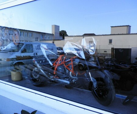 Bilder Motorradshop Kuhlow neu