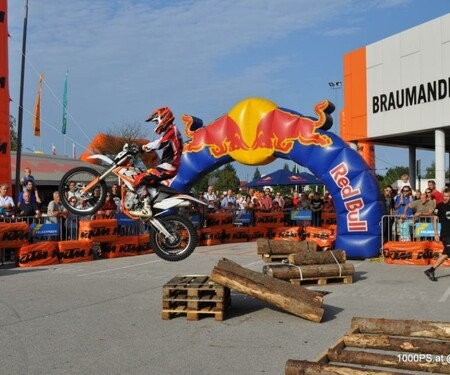 KTM Braumandl Sommerfest