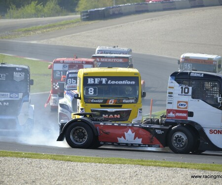 Truck GP Red Bull Ring 2016 Samstag