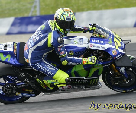 Moto GP Test Red Bull Ring Tag 1